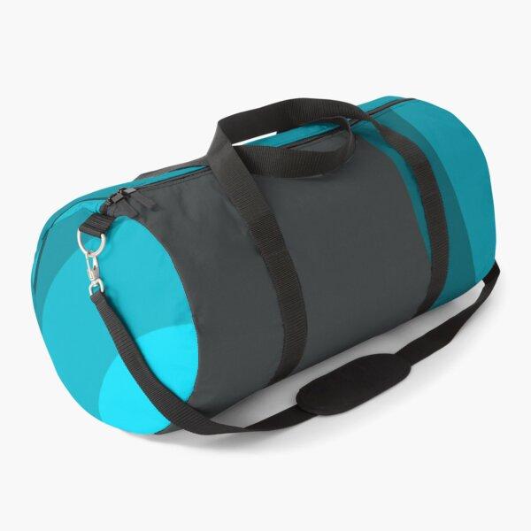 blue magnet Duffle Bag