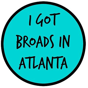 Broads in Atlanta by jdbruegger