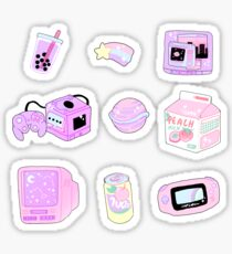Aesthetic Stickers #1 Sticker