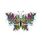 Butterfly by Kudryashka