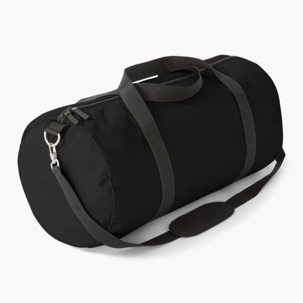 Dead Space USG Ishimura Logo black and white Duffle Bag