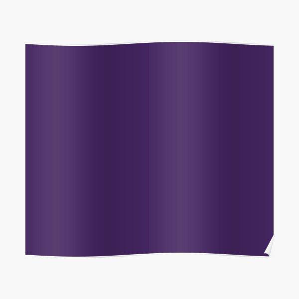 Pop Purple Poster