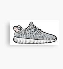 Yeezy 350 Boost Canvas Print
