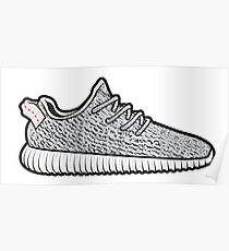 Yeezy 350 Boost Poster