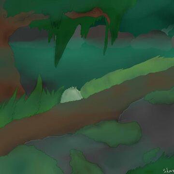 Hydra swamp by ShadowCatArts