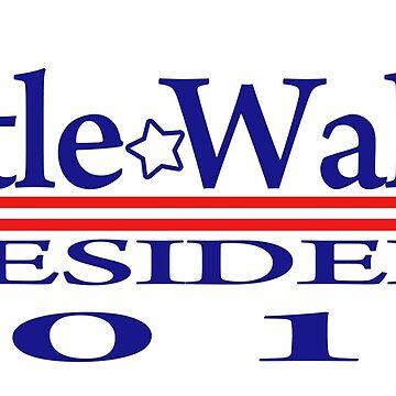 Little Walter For President by brandonrankin