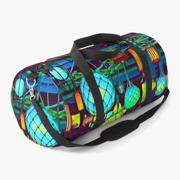 Happy Place Duffle Bag