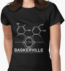 The Hounds of Baskerville Womens Fitted T-Shirt