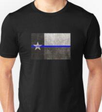 Texas Thin Blue Line Unisex T-Shirt