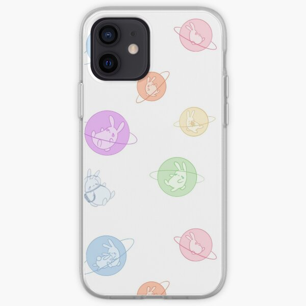 space bunnies iPhone Soft Case