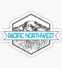 Pacific Northwest Roots Sticker