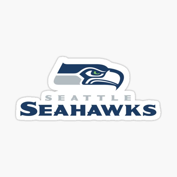 seahawks-seattle city merch Sticker