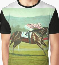 Black Caviar wins the Sporting Bet Classic Graphic T-Shirt