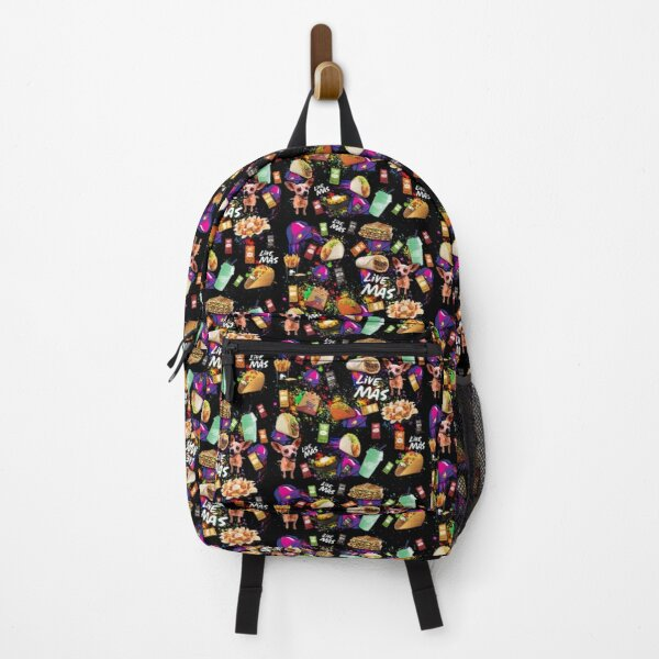 Taco Bell - Tacky Rainbow Explosion Backpack