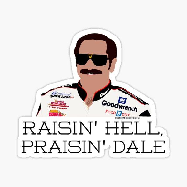 Praisin Dale Sticker