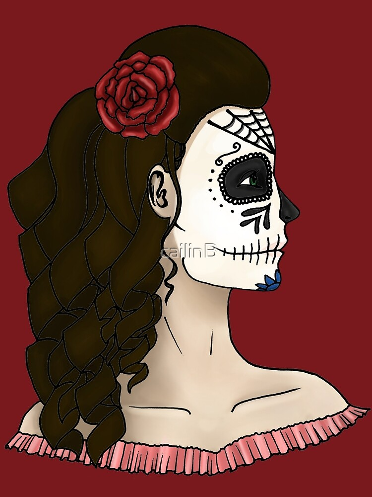 Day Of The Dead by cailinB