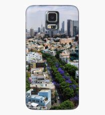 Rothschild boulevard season change Case/Skin for Samsung Galaxy