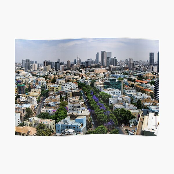 Rothschild boulevard season change Poster