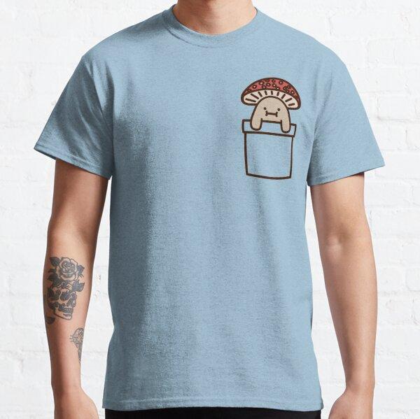Shroom in Pocket Classic T-Shirt