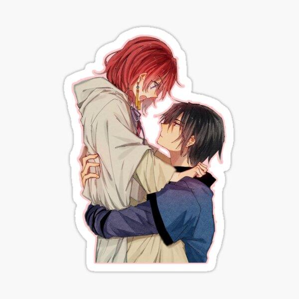Yona & Hak Sticker