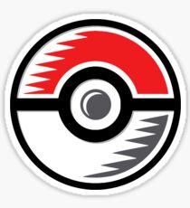 Pokeball GO Sticker