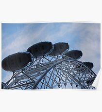 London Eye 3 Poster