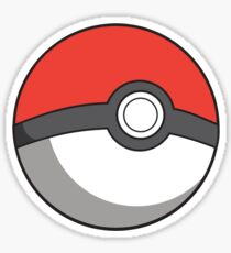 Pokeball GO Sticker