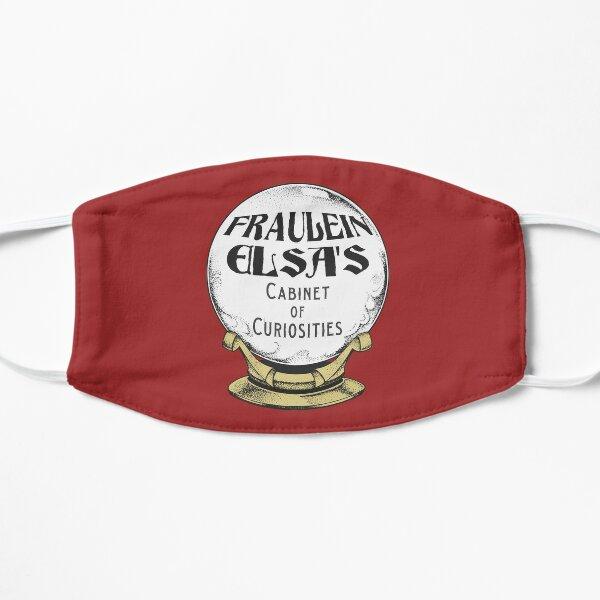 Fraulein Elsa's Cabinet of Curiosities Flat Mask