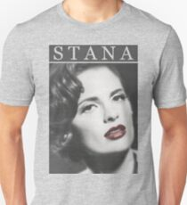 Stana Katic as Marilyn Monroe T-Shirt