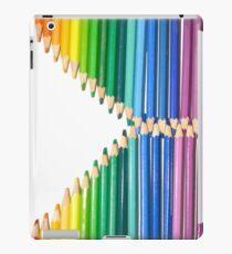 Pencil Zip iPad Case/Skin