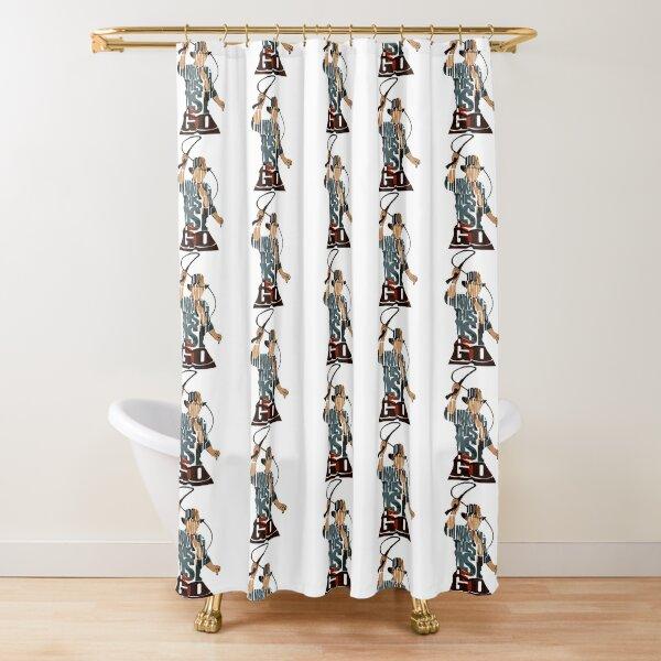 indiana jones Shower Curtain