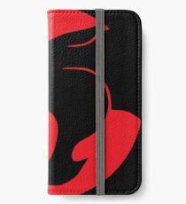 Thundercats movie cartoon logo iPhone Wallet/Case/Skin