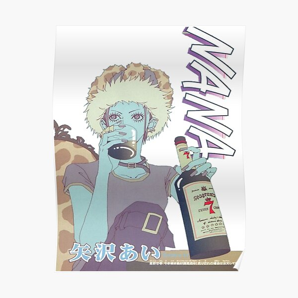 NANA Osaki Anime Poster