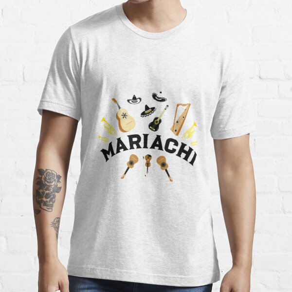 mariachi band pattern bridget Essential T-Shirt