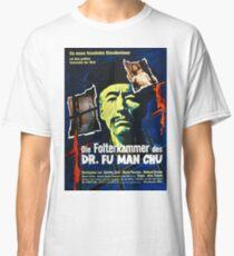 the castle of fu manchu Classic T-Shirt