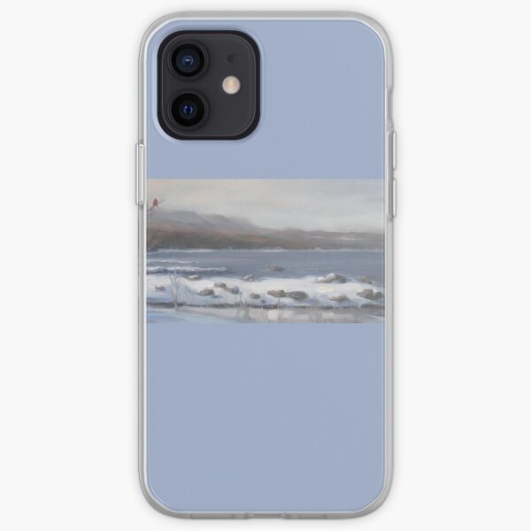 Blue Mountain iPhone Soft Case