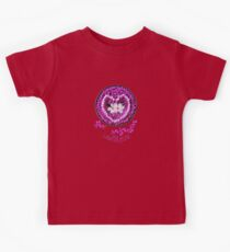 In the PINK of LOVE...  Kids Tee