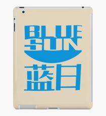 Firefly - Blue Sun iPad Case/Skin