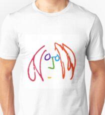 John Lennon Doodle Self Portrait T-Shirt