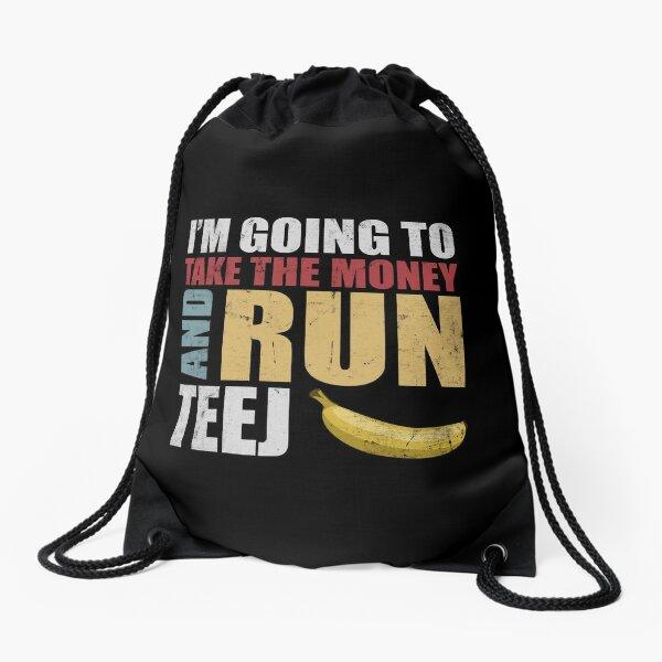 The Challenge - Team Bananas - MTV Take The Money and Run Drawstring Bag