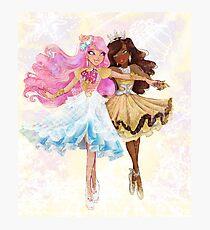 dance with me princess Photographic Print