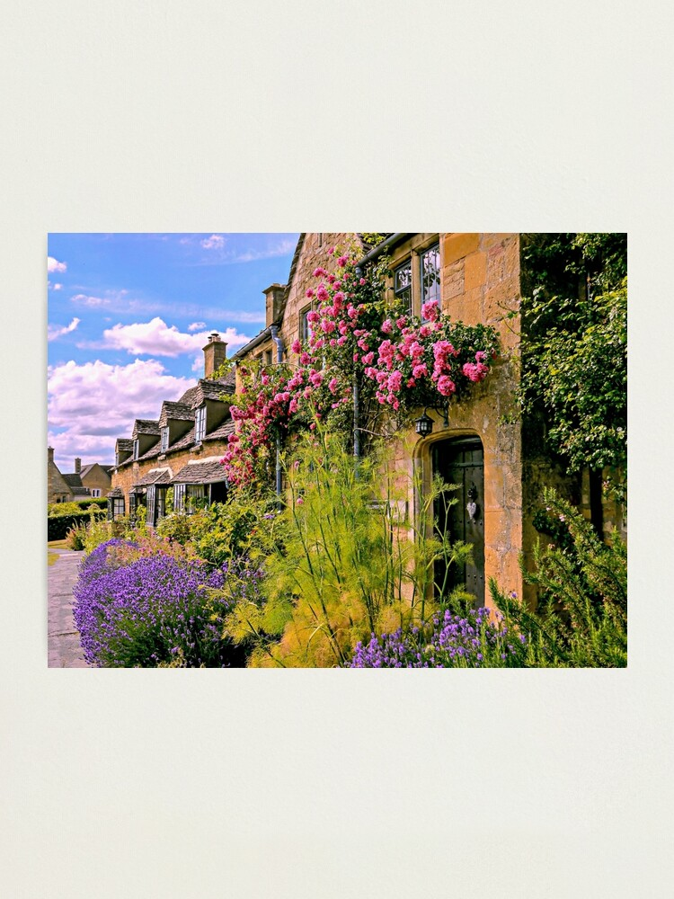Alternate view of Cotswold Colours Photographic Print