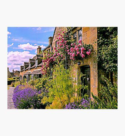 Cotswold Colours Photographic Print