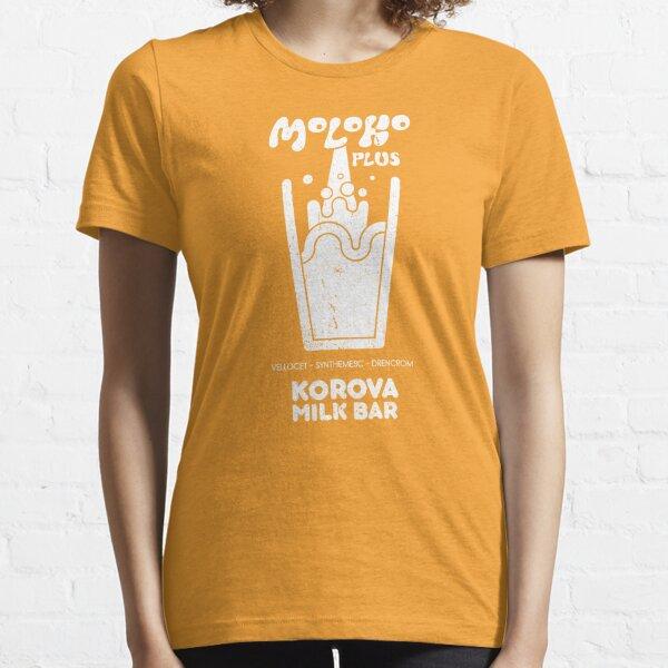 Moloko Plus - A Clockwork Orange Essential T-Shirt