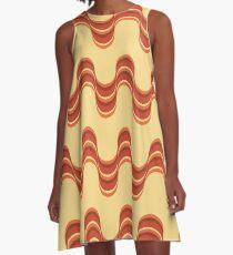 Cute 70s shift dress pattern A-Line Dress