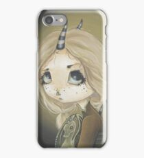 Dragonkin: Agatha iPhone Case/Skin