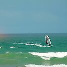 Sail boarder by robmac