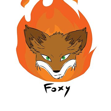 The Green-eyed Foxy by xKeiichu