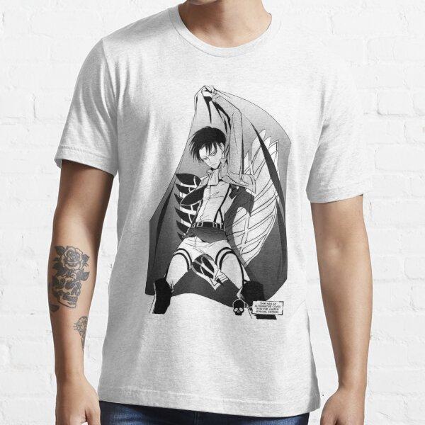 livai ackerman  T-shirt essentiel
