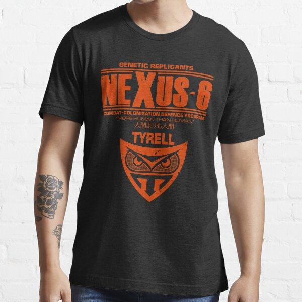 Nexus 6 - Blade Runner - Tyrell - Replicant Essential T-Shirt